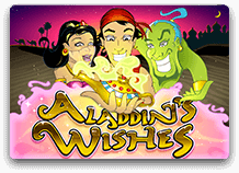 Aladdin's Wishes – игровой клуб Вулкан онлайн. Игровой автомат бесплатно