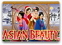 Игровой автомат Asian Beauty в Вулкан казино