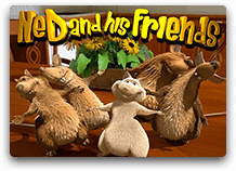 Игровой слот Ned And His Friends