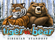 Tiger VS Bear или Тигр Против Медведя от Вулкана Делюкс